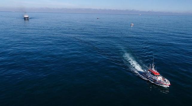 Kilyosta kaybolan balıkçıyı arama çalışmaları sürüyor