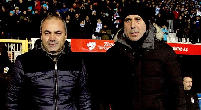 B.B Erzurumspor-Beşiktaş maçının ardından