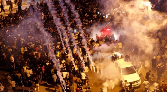 Lübnanda tansiyon düşmüyor