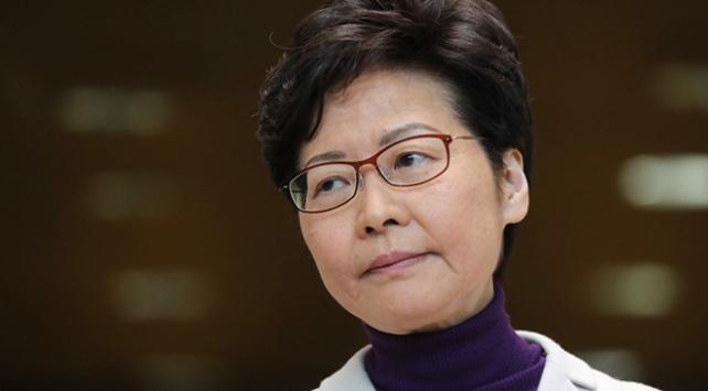 Hong Kong liderinden protestoculara sisteme saygı çağrısı