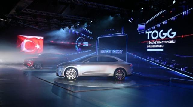 Elektrikli otomobilde hedef 2030da 1 milyonun üzerinde üretim