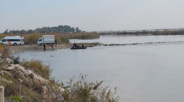 Mersinde kayıp bekçilerden birinin cansız bedenine ulaşıldı