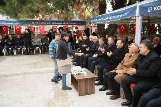 Atatürkün ilk basın toplantısının 97. yıl dönümü Kocaelide kutlandı