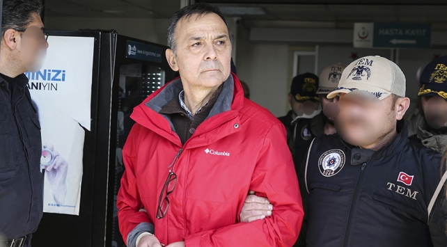 Eski Korgeneral Metin İyidil tutuklandı