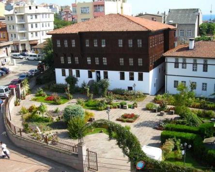"""""""Mutlu şehir"""" Sinopun müzeleri 311 bin ziyaretçi ağırladı"""