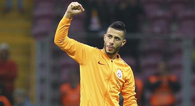 Belhanda: Galatasarayda kalacağıma bahse girerim