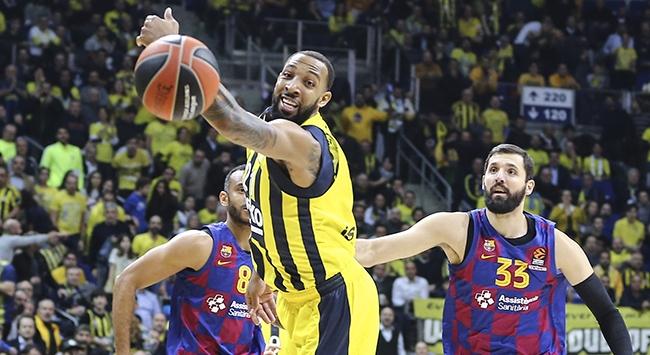 Fenerbahçe Beko Barcelonaya mağlup oldu