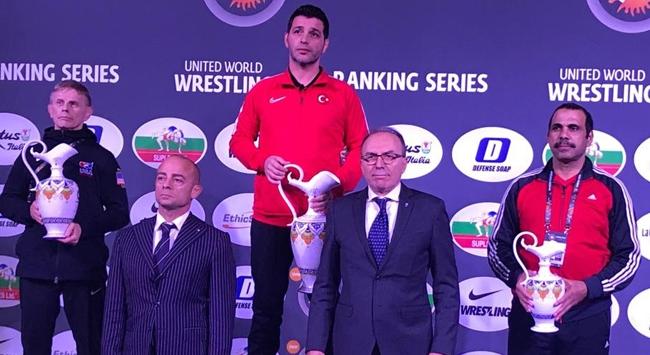 Türkiye İtalyada şampiyon oldu