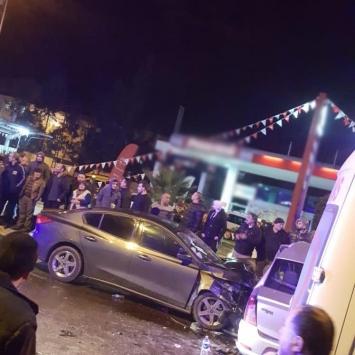 Giresunda otomobiller çarpıştı: 1 ölü, 3 yaralı
