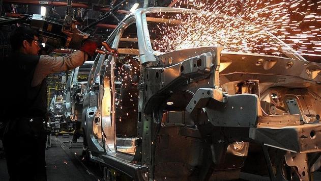 Türkiye sanayi üretiminde AB ülkelerini geride bıraktı