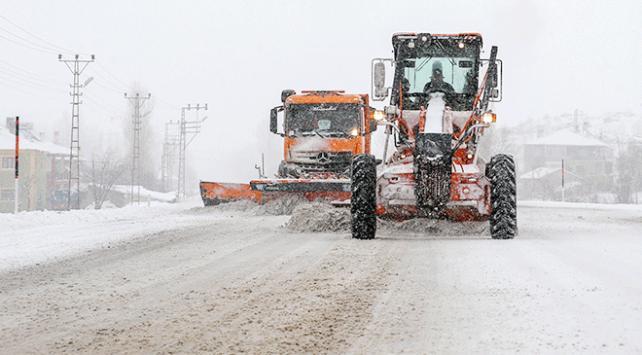 Doğu Anadolu için buzlanma ve don uyarısı