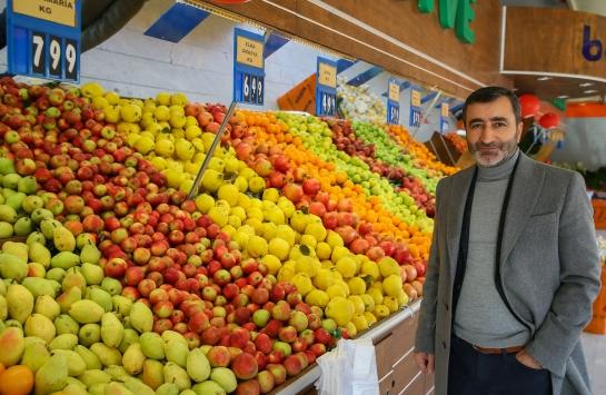 Market zinciri, bünyesindeki gıda zayiatını eğitimle yarı yarıya indirdi