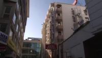 Ankara'da bir otelden etrafa ateş açan kişi yakalandı