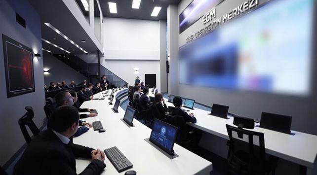 Emniyet Genel Müdürlüğü Siber Operasyon Merkezi açıldı