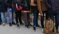Tekirdağ'da 'Yunanistan'a geldik' diye kandırılan 11 göçmen yakalandı