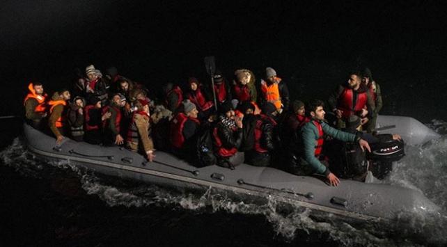 Sahil Güvenlik bir göçmen faciasını daha engelledi