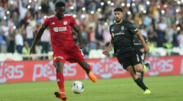 Beşiktaş evinde Sivasspor'u ağırlayacak