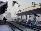 Bosnadaki göçmenlerin geçici durağı: Tuzla Garı