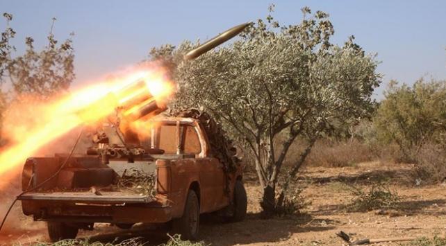 Suriyedeki muhalifler rejim güçlerini püskürttü
