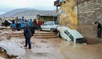 İran'da sel: 3 kişi hayatını kaybetti