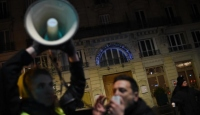 Fransa Cumhurbaşkanı Macron'un yerini paylaşan gazeteci gözaltına alındı