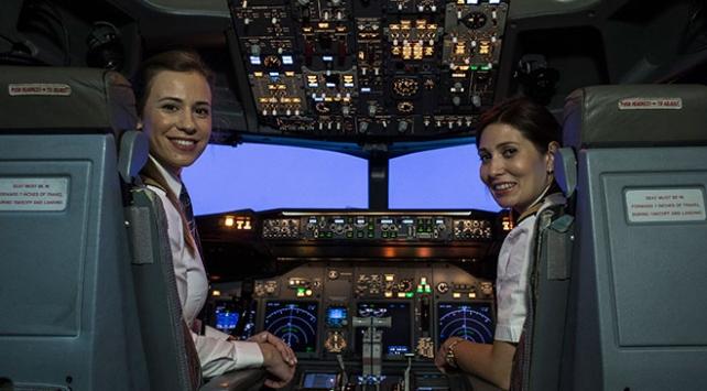 THYnin kadın pilot sayısında tarihi rekor