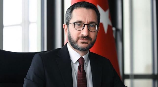 İletişim Başkanı Altun: Türkiye, Libyada kalıcı barış ve istikrarın garantörüdür