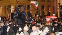 Lübnan'da göstericiler ile güvenlik güçleri arasındaki gerginlik: 220 yaralı