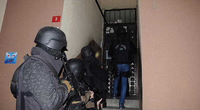 Organize suç örgütlerine 2019da 560 operasyon