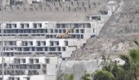 İmar Barışı'na aykırı 519 yapı yıkıldı