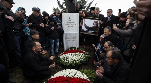 Rahşan Ecevite son görev