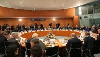 Berlin'de kritik zirve sona erdi: Açıklama yapılıyor