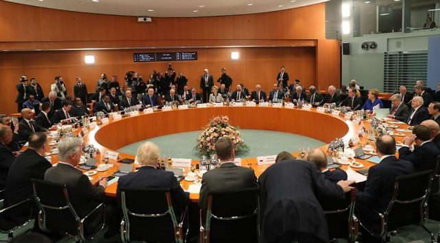 Libya Konferansı Bildirgesi yayımlandı