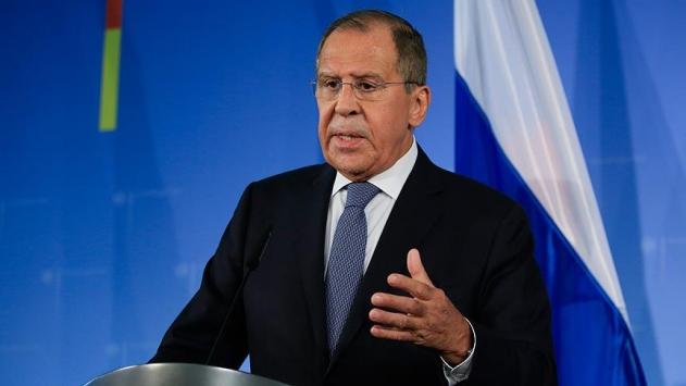 Lavrov: Berlin Konferansı siyasi çözüme önemli katkı sağlayacak