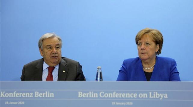 BM Genel Sekreteri Guterres: Libyalı taraflardan oluşan askeri komite Cenevrede toplanacak