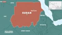 Çölde mahsur kalan 107 düzensiz göçmeni güvenlik güçleri kurtardı