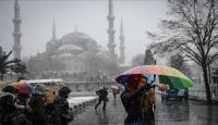 İstanbul'a kar yağacak mı?  Hava nasıl olacak? Yarınki hava durumu…