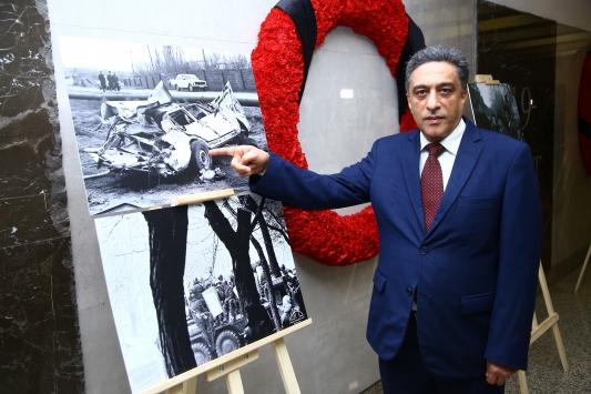 Azerbaycanlıların keder ve gurur günü 20 Ocak