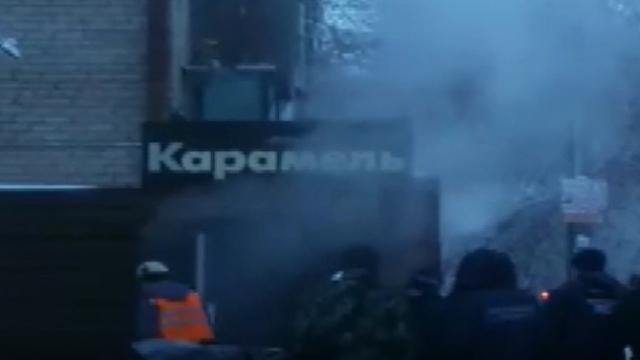 Sıcak su borusu patladı, 5 kişi yanarak can verdi