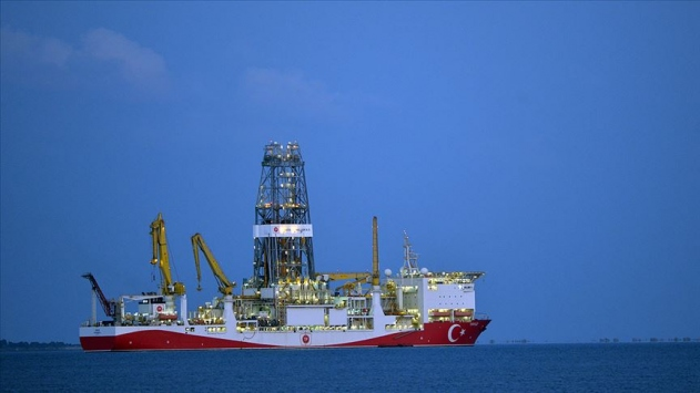 Yavuz sondaj gemisi Lefkoşa-1de faaliyetlerine başladı