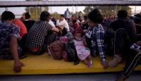 ABD'ye gitmek isteyen binlerce göçmen Meksika sınırına dayandı