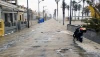 İspanya'yı Gloria Kasırgası vurdu