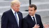 Macron ve Trump internet devlerine uygulanan vergi konusunda uzlaşma yolunda