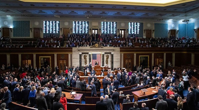 ABD Senatosu, azil yargılamasında taraflara 24er saat söz hakkı verdi