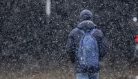 Marmara ve iç kesimlerde kar bekleniyor