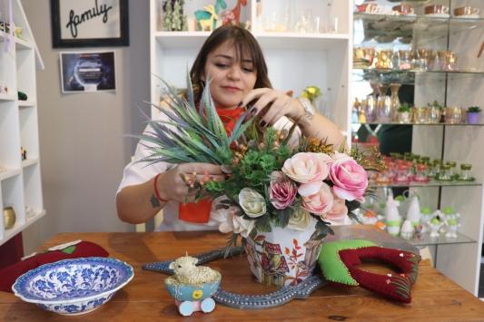 Adanalı ev hanımlarının ürünleri Kadıneliyle pazar buluyor