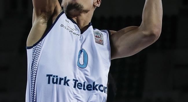 Türk Telekom Belçika deplasmanında