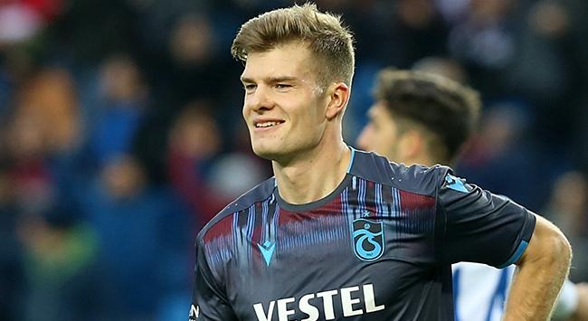 Alexander Sörloth Süper Lige damga vurdu