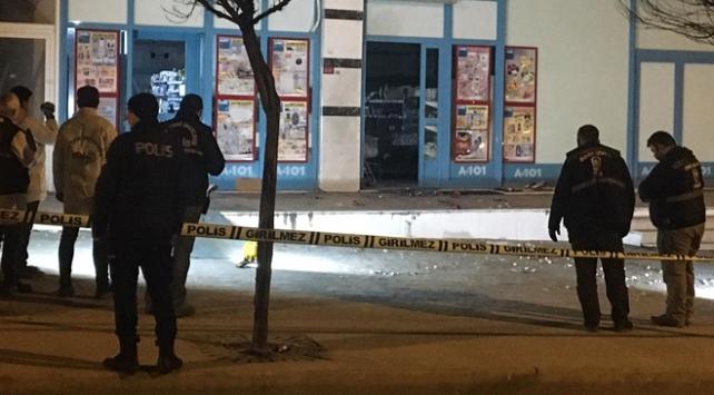 İstanbulda markete EYPli saldırı