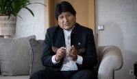 Eski Bolivya Devlet Başkanı Morales'in istifası onaylandı